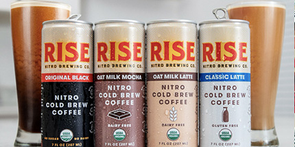 Rise Brewing Co Virtual Event